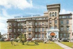 Flickr - Royal Marine Hotel 1960. I had my wedding reception here in 1978. Molly Malone, Dublin City, Beautiful Gifts, Old Photos, Invite, Irish, Wedding Reception, Cute Gifts, Old Pictures