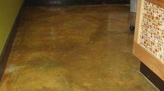 Acid Stains & Epoxy - European Sculptured Stone - Decorative Concrete Designs Acid Stained Concrete Floors, Hardwood Floors, Flooring, Pool Decking Concrete, Decorative Concrete, Concrete Design, Mossy Oak, Epoxy, Stains