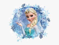 Elsa Frozen Anna Kristoff Olaf - Png Transparent Frozen Png, Png Download , Transparent Png Image - PNGitem