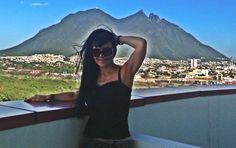 """""""Cerro de la Silla"""" en Monterrey, Nuevo Leon, Mexico"""