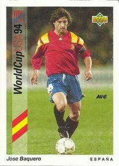 BAQUERO (Selección Española - 1994)