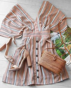 Park Avenue Chic Dress - Clothing World Outfit Chic, Chic Dress, Chic Outfits, Trendy Outfits, Summer Outfits, Fashion Outfits, Summer Dresses, Night Outfits, Work Outfits