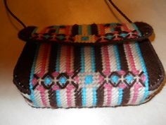Free Plastic Canvas Purse Patterns | Other Ideas | Project on Craftsy: Plastic Canvas Purse