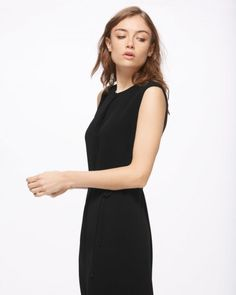 TIE WAIST DRESS - Tailoring - Womens
