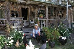 Over 30 Years Living Off Grid By Herself Homesteading - The Homestead Survival .Com