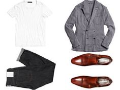If you own the right kit, dressing well is easy