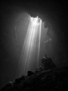 Nature Amateur - 1st Place Winner: Light from Heaven by Gunarto Gunawan