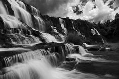 Pongour Falls, Vietnam by Tannachy, via Flickr