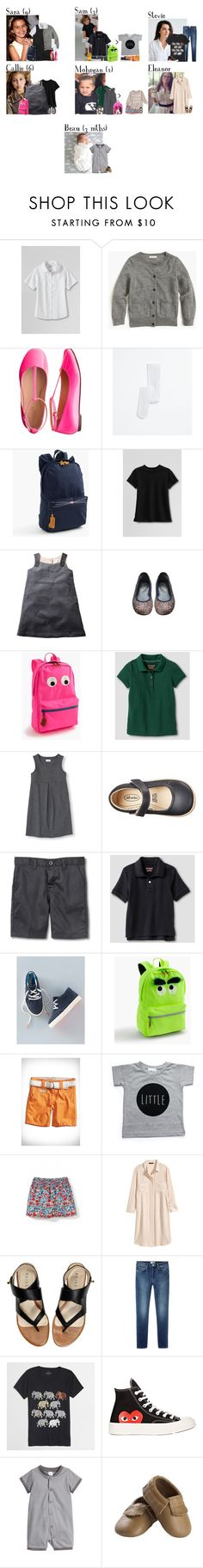"""Wednesday // Music Lessons, School/Daycare & Activities // 9/21/16"" by graywolf145 ❤ liked on Polyvore featuring Lands' End, Kate Spade, J.Crew, Zara, Bonpoint, Dickies, GUESS, H&M, Reiss and Acne Studios"
