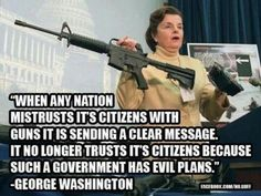 Mistrust!!