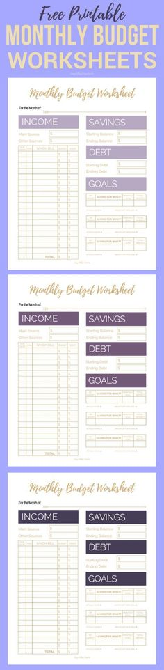 17 Ways to Make the Most Out of A College Budget Printable budget - how to make a good budget spreadsheet