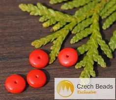 ✔ What's Hot Today: Red Opaque Czech Glass Disc Beads Washer Solo Flat Disk Spacer One Hole 6mm 60pcs https://czechbeadsexclusive.com/product/red-czech-glass-disk-beads-glass-washer-beads-solo-beads-flat-disk-beads-czech-flat-glass-spacer-bead-one-hole-bead-red-disk-beads-6mm-60pc/?utm_source=PN&utm_medium=czechbeads&utm_campaign=SNAP #CzechBeadsExclusive #czechbeads #glassbeads #bead #beaded #beading #beadedjewelry #handmade