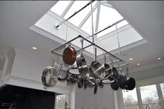 FGH architects  skylight in kitchen