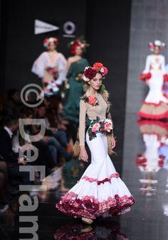 Fotografías Moda Flamenca - Simof 2014 - Juan Boleco - Noveles - Foto 07