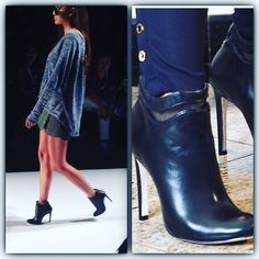 Don't we all like to feel like we are walking on the runway? Guilhermina booties straight from @wmcfashionweek Get your pair online now at www.classy-avenue.com. ‪#‎GNAshoes‬ ‪#‎guilhermina‬ ‪#‎boots‬ ‪#‎booties‬ ‪#‎handmade‬ #handmade ‪#‎miamiblogger‬ #miamiblogger ‪#‎thekit‬ ‪#‎torontofashion‬ ‪#‎torontofashionweek‬ ‪#‎instyle‬ ‪#‎itshoes‬ ‪#‎luxury‬ ‪#‎lucuryboots‬ ‪#‎luxuryshoes‬ ‪#‎ootd‬ ‪#‎redcarpet‬ — at World MasterCard FSHN WK.