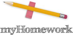 myHomework tracks your classes, homework and projects so you never forget an assignment again. Definitely telling my hs students about this in September!