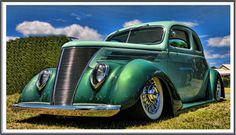 Green Low Rider