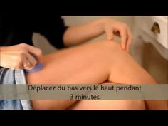 Tuto massage anti-cellulite : Ventouse CelluBlue - YouTube
