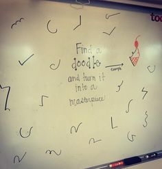 """97 Likes, 3 Comments - R. Cross Freeman (@pinkpearlsandpencils) on Instagram: """"Thanks to @missrachelbowen for our #whiteboardinspiration for today! #miss5thswhiteboard…"""""""