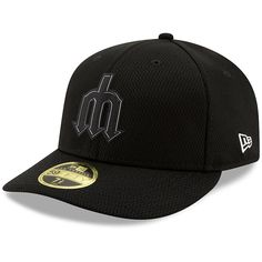 more photos b1938 d917f Men s Seattle Mariners New Era Black Clubhouse Collection Low Profile  59FIFTY Fitted Hat, Your Price   35.99