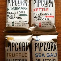 This was in a package on the front porch today. Yes. Just yes. #pipcorn