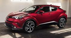 Toyota Hopes C-HR Crossover Will Help Re-Balance US Portfolio