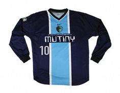 Carlos Valderrama #10-Tampa Bay Mutiny old school jersey. #soccer #apparel