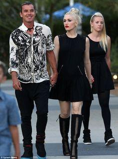 Gwen Stefani..