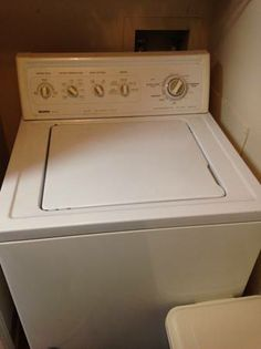 washerdryer maureen used washer and dryer set kenmore brand purchased used