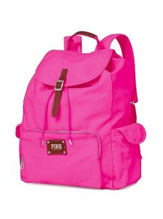 Cute Backpack - Victorias Secret Pink My new school backpack! I actually  want to go 0ac46c0f56805