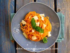spaghetti con la pummarola