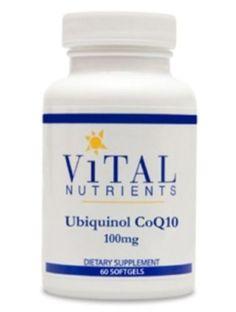 Vital-Nutrients-Ubiquinol-CoQ10-100-mg-60-gels-VNCQU-Exp-6-17-SD