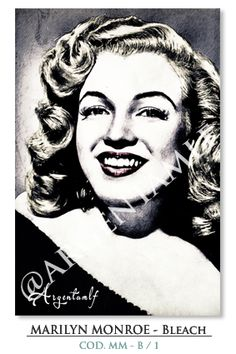 Marilyn Monroe - Bleach.