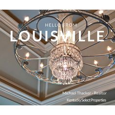 Louisville has many wonderful luxury communities in which to choose, both in town and also in the rolling hills of the suburbs. As a luxury expert, I can help you find the home you have been searching for.  For more information about my passion for real estate, please visit my website http://www.michaelthackerrealtor.com  #LouisvilleRealEstate #HomesForSaleLouisville #LuxuryHomesLouisville #MichaelThackerRealtor #LouisvilleRealtor #LouisvilleRealEState #FarmsforSale #Prospect #AnchorageKY