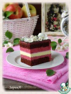 """Торт """"Дивный сад"""" - кулинарный рецепт"""