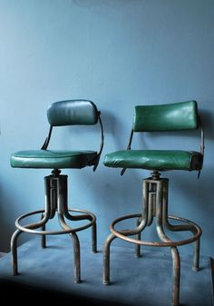 1940's Foundry Chairs