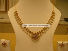 pearls muvvala necklace