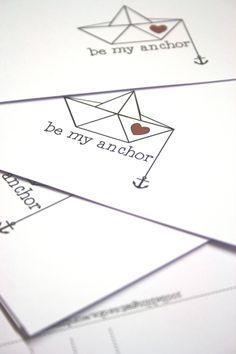 free printable // Druckvorlage // kostenlos // Papierboot //