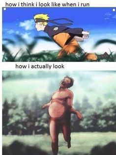 Otaku problems lol  |Crossover Naruto and Attack On Titan