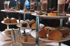 The Vermont Hotel Festive Afternoon Tea - Newcastle - North East Bloggers Cake Club