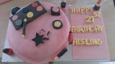 Birthday cakes by Lucy's Sweet Treats