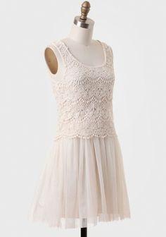 La Valse Tulle Dress | Modern Vintage Dresses | Modern Vintage Clothing