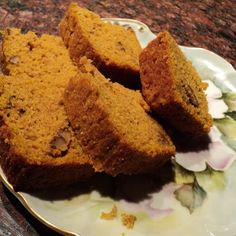 Pumpkin Nut Bread | Recipes | Beyond Diet