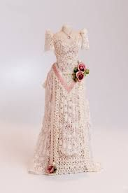 Image result for miniature gowns
