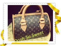 LV purse cake