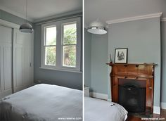 A beautiful bright and family friendly palette using Resene paints Indoor Paint Colors, Blue Gray Paint Colors, Wall Paint Colors, Bedroom Paint Colors, Room Colors, Wall Colours, Bathroom Colours, Interior Wall Colors, Interior Color Schemes