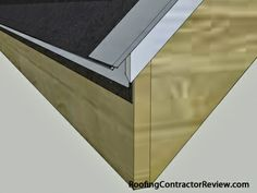 Drip Edge With Proper Angle Porch Roof Drip Edge Roof