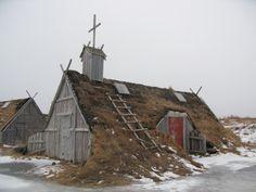 Viking Settlement, L'Anse aux Meadows, Newfoundland