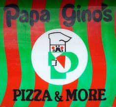 Papa Gino's, good chain pizza