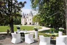 Château De Nieuil - Room Reservations - HolidayRentClub.com #chabanais #france #castle #hotel